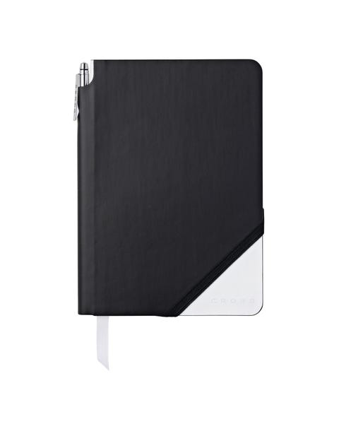 Black & White Medium Jotzone with Pen - Blank Paper