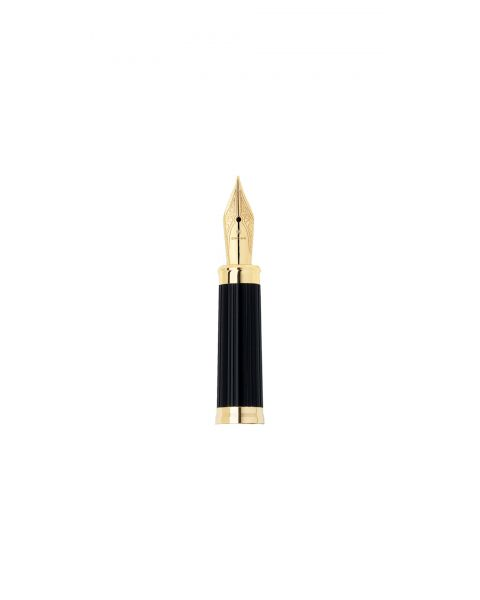 Townsend 23 Karat Gold Plated Fine Nib with 23 Karat Gold Plated Nib Ring