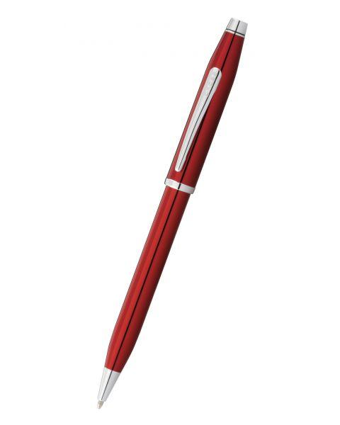 Century II Vibrant Red Ballpoint Pen