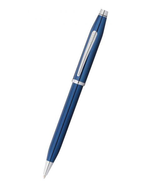 Century II Vibrant Blue Ballpoint Pen