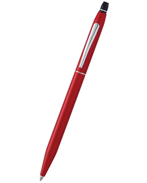 Click Stylo Bille Rouge