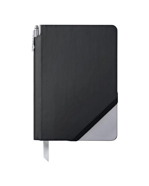 Jotzone moyen noir et gris clair avec stylo - Papier vierge