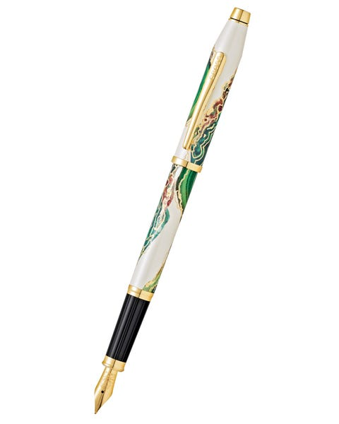 Wanderlust Borneo Fountain Pen