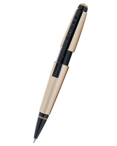 Edge Matte Hazelnut Lacquer Gel Rollerball Pen