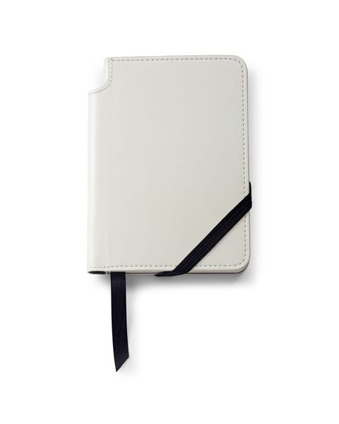 Cross Small Classic White Journal