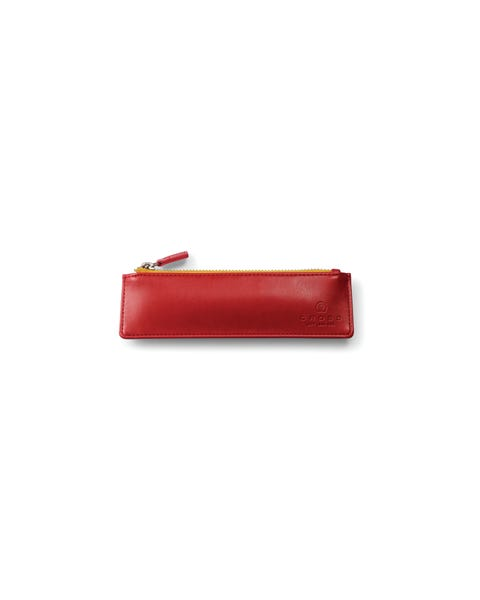 Cross Pen Pouch with TrackR bravo Gift Set in Crimson
